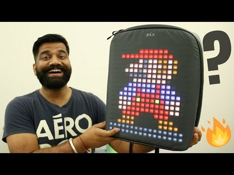 This BAG is Amazing 🎒Smart Backpack🔥🔥🔥