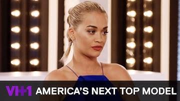 Rita Ora Reveals The First Shocking Elimination | America's Next Top Model
