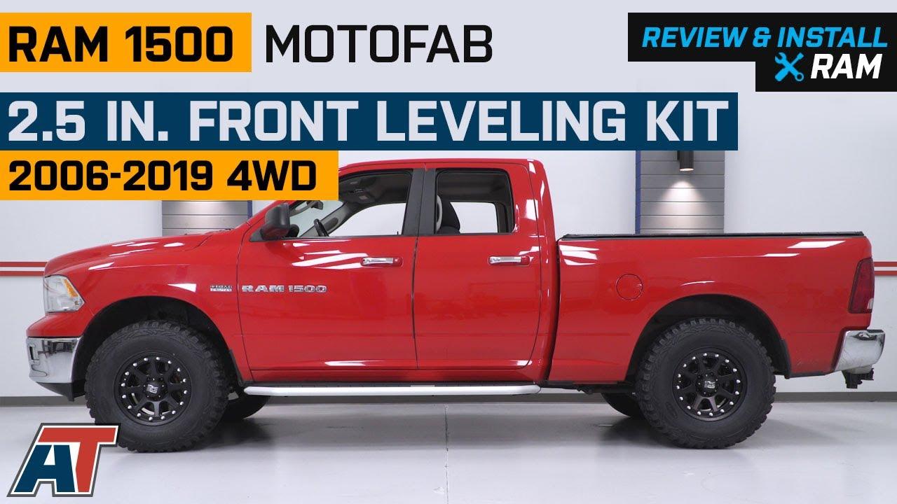 2015 Ram 1500 Leveling Kit >> Motofab 2 5 In Front Leveling Kit 06 19 4wd Ram 1500 W O Air Ride Excluding Mega Cab