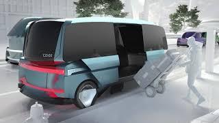 homepage tile video photo for Bridgestone Multi-Purpose Mobility of the Future