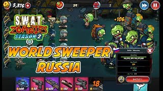 World Sweeper Mode Russia Map - Swat And Zombies S2
