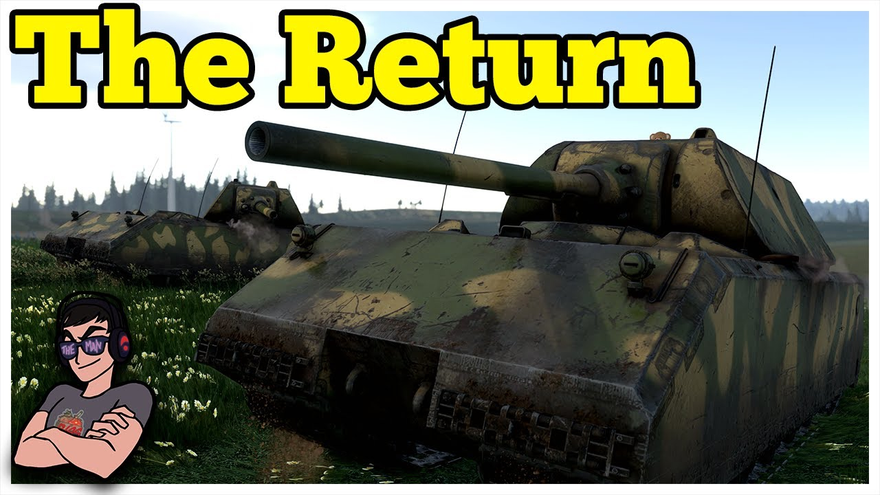 The Return of the MAUS! - Commentary - War Thunder