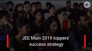 how to study for jee mains