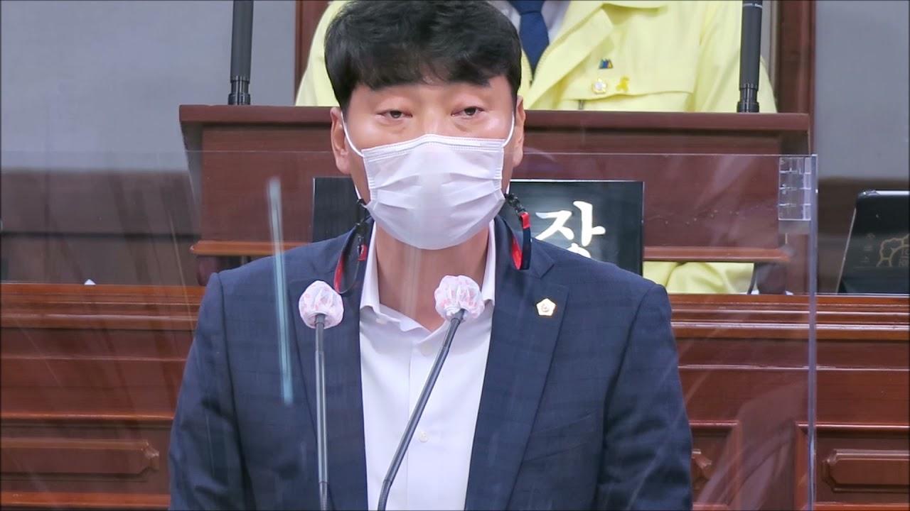 210419 민주당 국회의원에게 호통친 기초의회 의원…사이다 발언