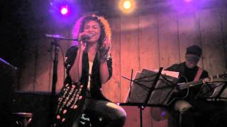 Crystal Kay - Human Nature (Michael Jackson Cover) (Acoustic Live in New York)