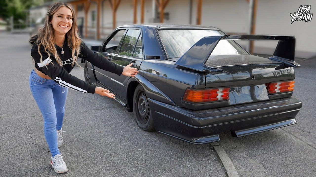 Der 190er geht 👋🚗| Mercedes Benz 190er W201 | Evo 2 Umbau - Teil 21 | Lisa Yasmin