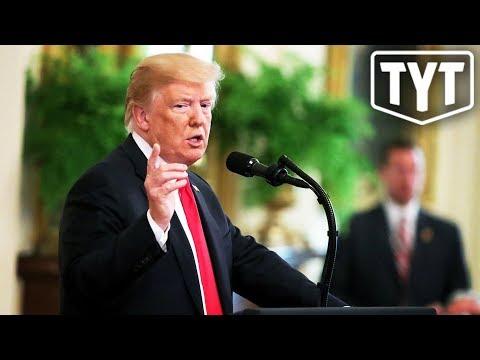 Trump Claps Back At Michael Cohen