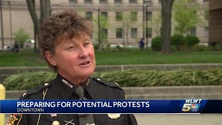 Hamilton County sheriff reflects on first 100 days in office, prepares for potential protests