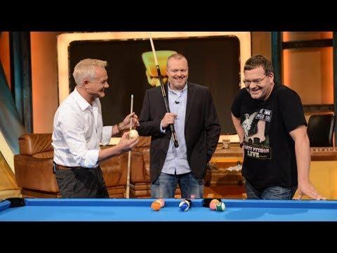 Billiard Tricks mit Ralph Eckert - TV total