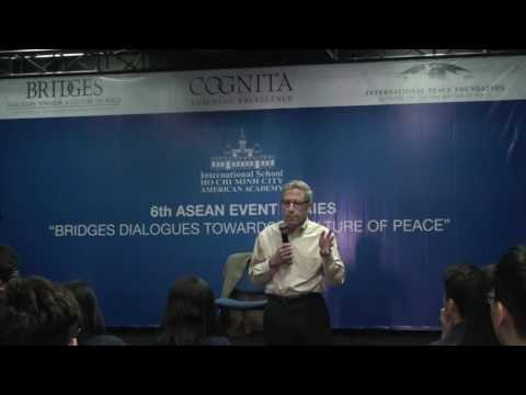 Prof. Eric Maskin at International School HCMC - American Academy, part 1
