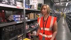 Jobs in den Amazon Logistikzentren