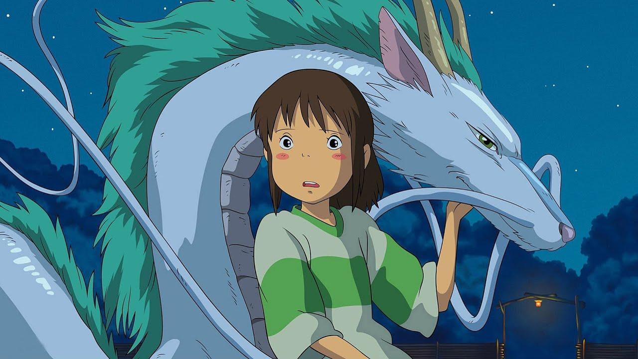El viaje de Chihiro (2001) - Tráiler