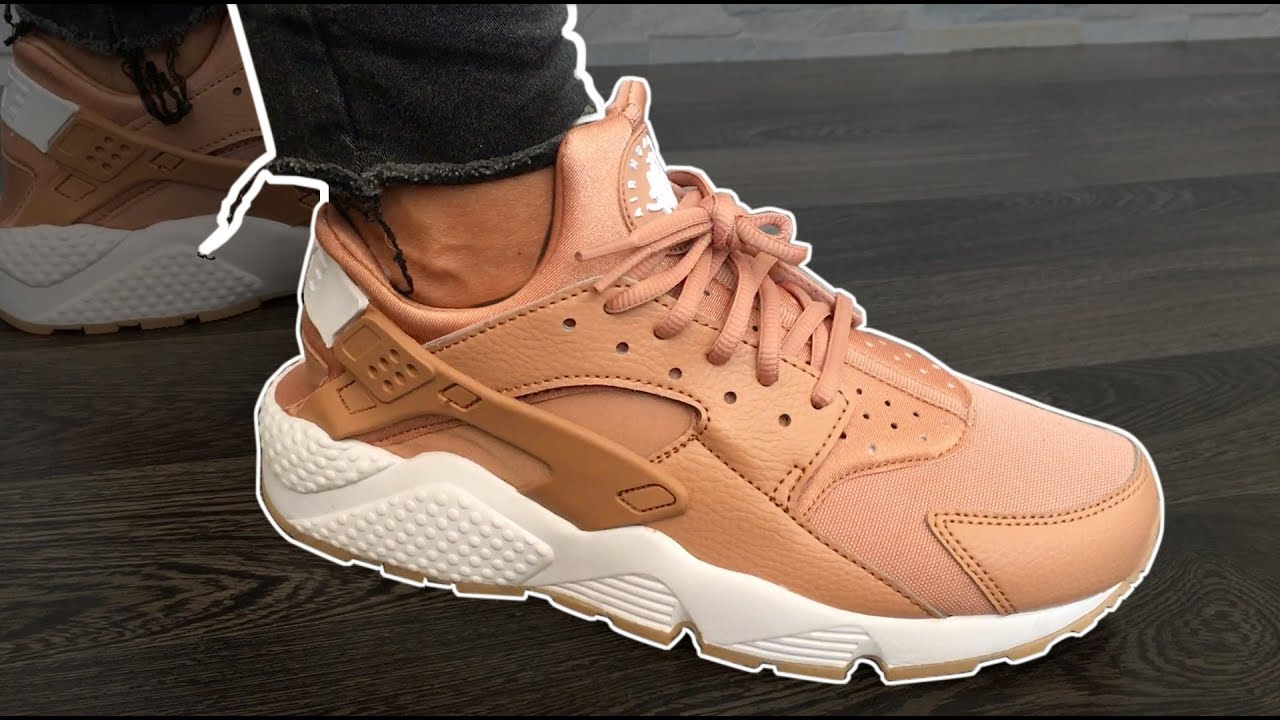 nike huarache dusted clay