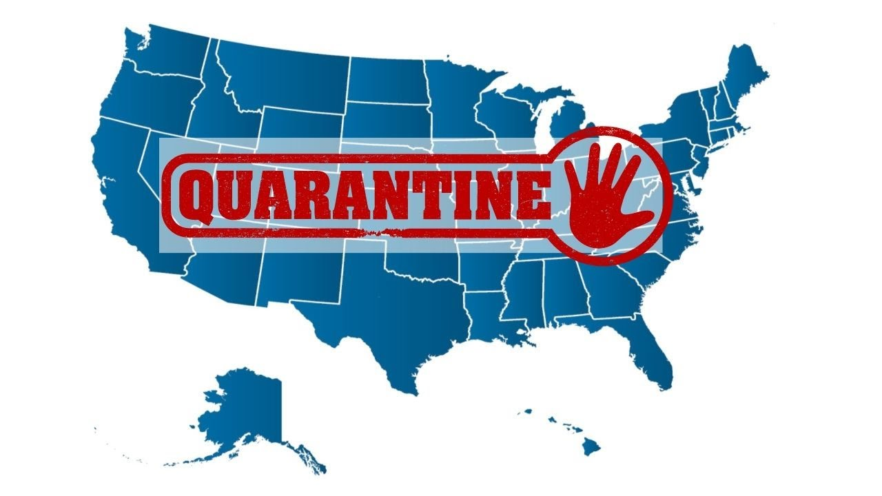 States Requiring Quarantine Might Change Your Summer Vacation Plans