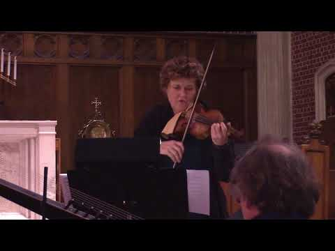 Rehearsal: Vivaldi in Venice with Elizabeth Blumenstock