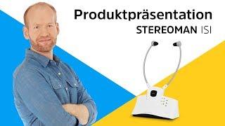 StereoMan ISI Produktvorstellung
