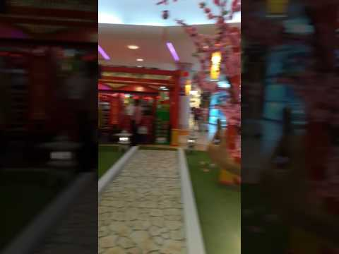 Shopping mall the mines in Malaysia 2017