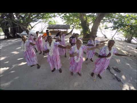Vanuatu - Beachfront Bungalows - Rah Island - Guest Welcome