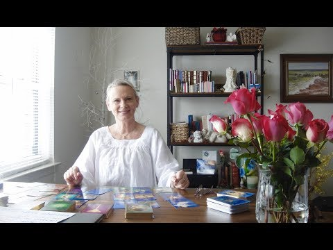 May 2018: Aries, Leo, Sag- Angel Card Reading With Grace