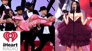 Camila Cabello & Cardi B TAKE OVER iHeart Radio Awards 2018