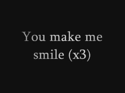 Smile- Sixx:A.M. (Lyrics)