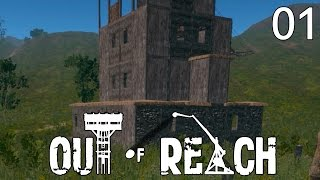 🔥 Zagrajmy w Out Of Reach [#1] Wspaniała budowla w polskiej produkcji