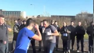 BRAND NEW! Stokes v McDonagh irish traveller Bareknuckle Fight 2015