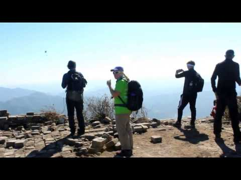 Irish Group Tracking The Great Wall Of China 2016