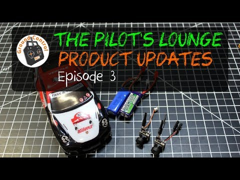 The Pilot's Lounge Episode #3 - Product Updates