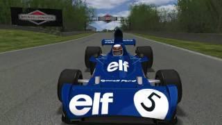 [rFactor] Tyrrell 006  (F1-1973 Mod)