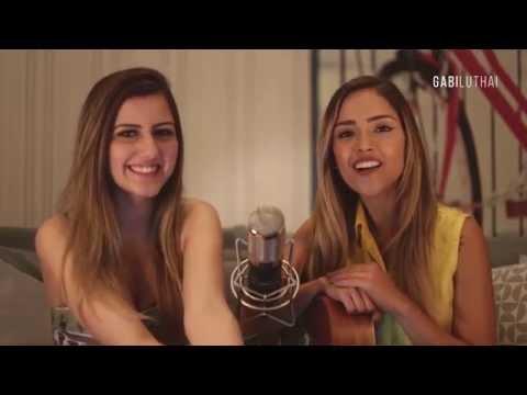 Não quero mais - Ludmilla Sofia Oira e Gabi Luthai cover