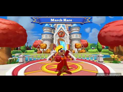 Welcome March Hare From Alice In Wonderland To Disney Magic Kingdoms Game