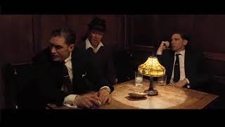 Фильм ЛЕГЕНДА - Реджи Крэй (Том Харди) - преподаёт урок гангстеру.