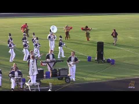 Pasquotank County High School Marching Band 10/6/2018