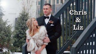 Chris & Liz Wedding Highlights (2-13-21) |Filmed at the Charles Ritz in Carmel, Indiana