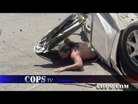 Gun in the Front, Rifle in the Back,  2921, COPS TV