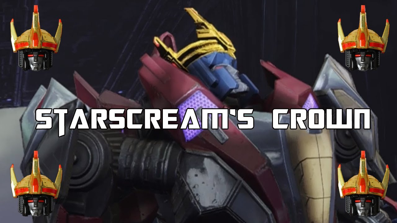 Transformers Fall of Cybertron Campaign - Starscream's Crown - Chapter 11  Easter Egg