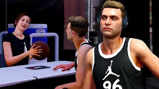 nba 2k18 how to make a pure driving and finishing