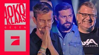 Die Show in der Show: Elton gegen Joko & Klaas | Spiel 2 | Joko & Klaas gegen ProSieben