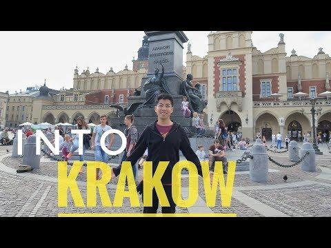 INTO KRAKOW, THE UNESCO CITY - Krakow, Poland Vlog Ep 76