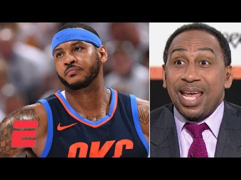 Stephen A. Smith on Carmelo Anthony's path from the Knicks to the Rockets   The Year of Melo   ESPN