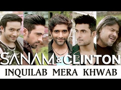 Jammin' - Inquilab Mera Khwab by Sanam and Clinton Cerejo #JamminNow