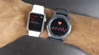 Apple watch series 2 vs Samsung galaxy gear S3