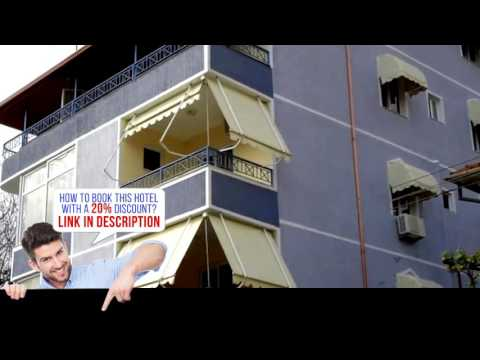 Hotel Aulona, Sarandë, Albania, HD Review