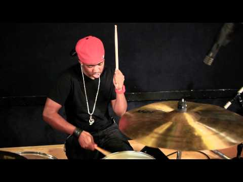 Drums - A Scene from Shed Sessionz Vol. 3 @ GospelChops.com