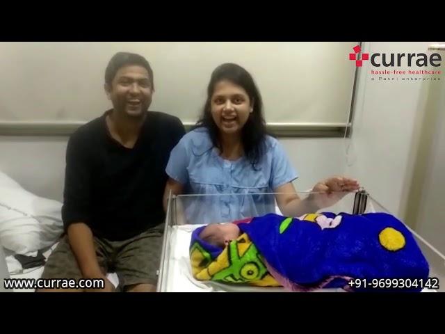 Pt. Swar Patnaik   Birthing   Dr. Vidya Shetty   Currae Hospitals