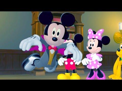 Клуб Микки Мауса - Мюзикл про монстров. Часть 1 - Мультфильм Disney Узнавайка | Сезон 5, Серия