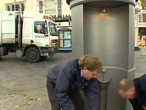 10 Urilift urinal UK Taunton