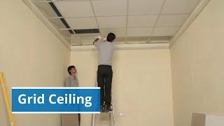 Gyproc Grid Ceiling