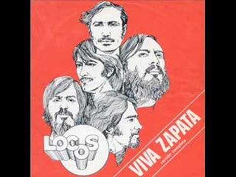 LOS LOCOS - VIVA ZAPATA (1971) ROCK MEXICANO D AVANDARO